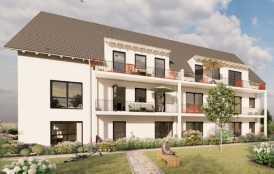 Neubau: 2-4 Zimmerwohnungen in Hess. Lichtenau