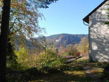 Erstbezug nach Sanierung mit Balkon: attraktive 3,5-Zimmer-Erdgeschosswohnung in Bad Liebenzell