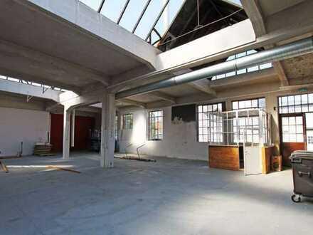 Hallenfläche zu vermieten