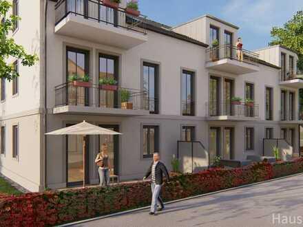 Erstbezug! 2-Zimmer-Wohnung mit Fußbodenheizung und Einbauküche in Potsdam Bornim