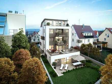 *NEUBAU - Herrliche 4-Zimmer-Wohnung mit Terrasse und Garten*