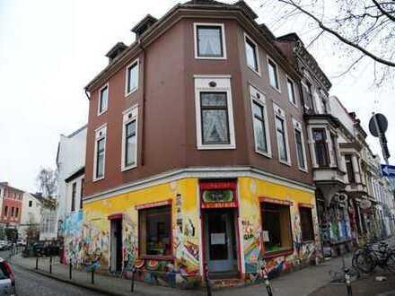 Viertel: Historisches Wohn- und Geschäftshaus mit viel Potential