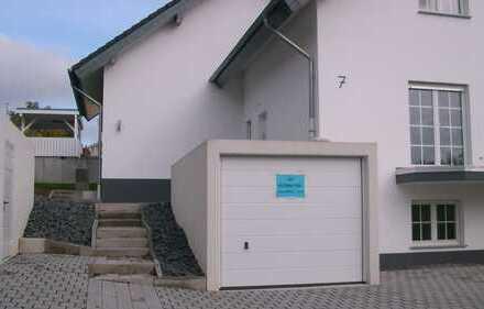 Modernes Niedrigernergiehaus,Lichtdurchflutet in ruhiger Ortsrandlage