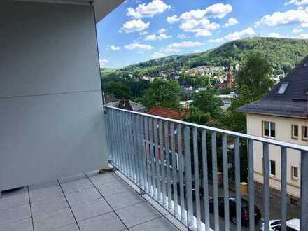 TOP-Wohnung mit Weitblick auf dem Zeller Berg !!!