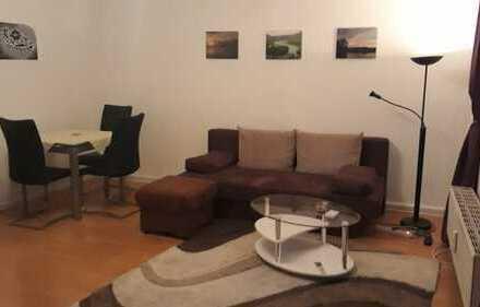 Möblierte 2-Zimmerwohnung in Zollstock