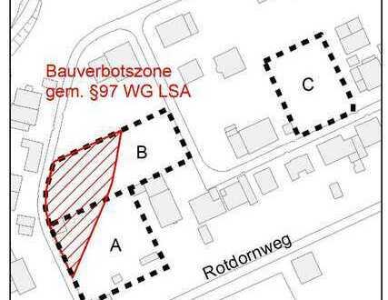 3 Baugrundstücke in Dessau - Waldersee - Angebotsende 31.07.2019
