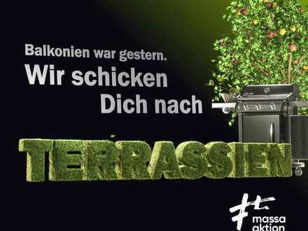 * Wir schicken Dich nach TERRASSIEN * Gartenpaket im Wert von 4900€ inkl.! Infos unter 0171 7744817