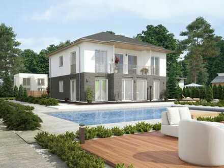 """Einfamiliehaus mit gehobener Ausstattung inkl. Grundstück 799m² im Baugebiet """" Mittelfeld"""""""