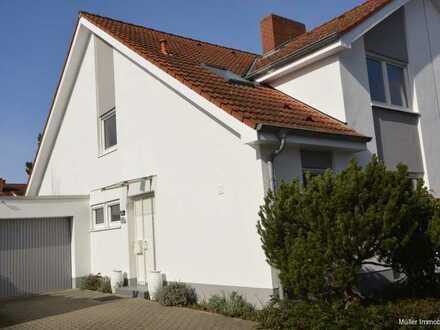 Sonnige Doppelhaushälfte in begehrter Wohnlage von Worms-Hochheim