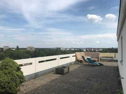 10m² Zimmer in 3er-WG mit riesiger Dachterrasse zu vermieten