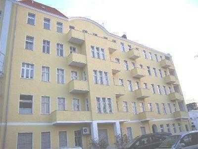 Schöne 2-Zimmer-Altbauwohnung nahe Schloss Charlottenburg