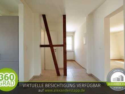 Hübsche 3-Zimmer-Maisonette-Wohnung in zentrumsnaher Lage
