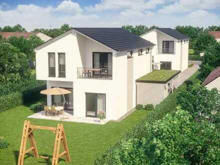 Familiengerecht, ökologisch, nachhaltig - EFH-Neubau in Melsdorf
