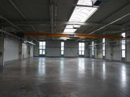 LEIMEN - Produktions-/Lagerhalle in attraktiver Lage