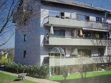 Schöne, helle 3- Zimmerwohnung in KA-Wolfartsweier zu vermieten