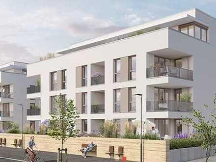 Erstbezug mit Einbauküche und Loggia: stilvolle 2-Zimmer-Wohnung in Heidelberg