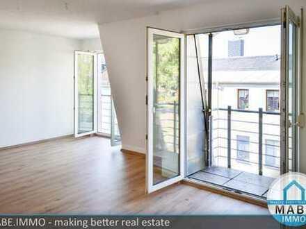 Bodentiefe Fenster - Fußbodenheizung - Hier warten auf dich deine neuen hellen vier Wände!