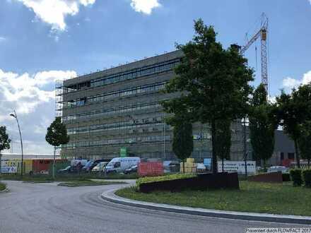 Neubau-Büroflächen im GVZ mit Top Aussicht