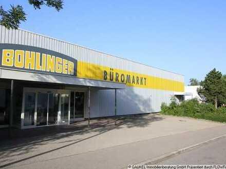 TOP Gelegenheit: Frequentierter Handelsstandort in Kempten-West!