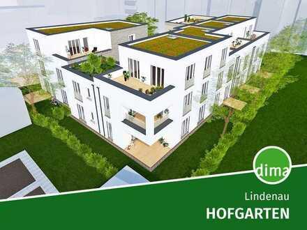 Verkaufsstart HOFGARTEN - N13a | Neubau | große Dachterrasse, Garten, Terrasse, Stellplatz u.v.m.