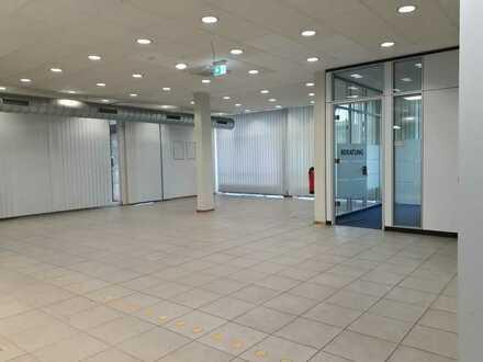 Büro- und Praxisfläche, auch als Ladenlokal geeignet