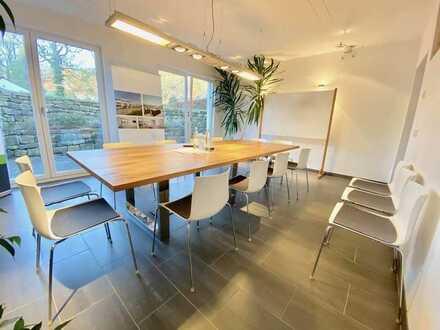Großzügige Bürofläche mit Terrasse am Fuße des Turmbergs (Durlach)