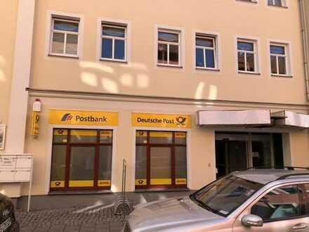 Vermietete Post-/Postbankfiliale mit Ladenlokal zu verkaufen