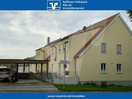 Neuwertige Eigentumswohnung in Oettingen