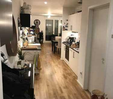 Exklusive 2,5-Zimmer-Wohnung mit Balkon und Einbauküche im Milaneo