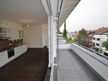 Lichtdurchflutete Penthouse-Wohnung mit hochwertiger Ausstattung - NEUWERTIG!
