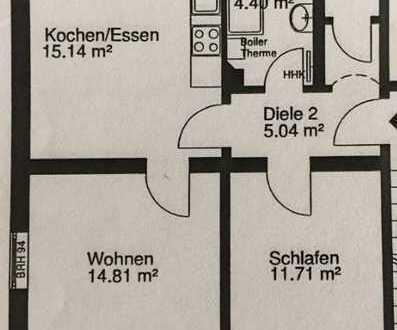 Helle 2 Zi-Whg in Dietersheim - Erstbezug nach Sanierung!