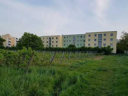 Gepflegte 3-Zimmer-DG-Wohnung mit Balkon und EBK in Neustadt