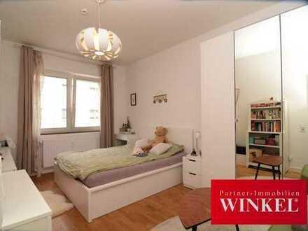 Neuwertige 2-Zimmerwohnung m. Balkon u. EBK mitten im Severinsviertel -Parkett-