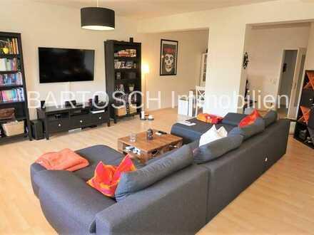 Großzügige 3 Zimmer-Wohnung mit Flair auf 111 m² in zentraler Lage von Ebermannstadt
