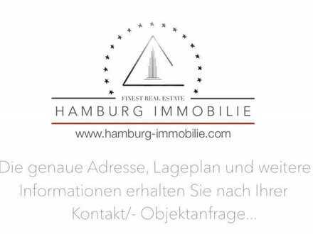"""GRUNDSTÜCK MIT GENEHMIGUNG FÜR 11-PARTEIEN-MFH IN AMMERSBEK! """" VOLLGESCHOSSE PLUS STAFFEL! 858 M² WF"""