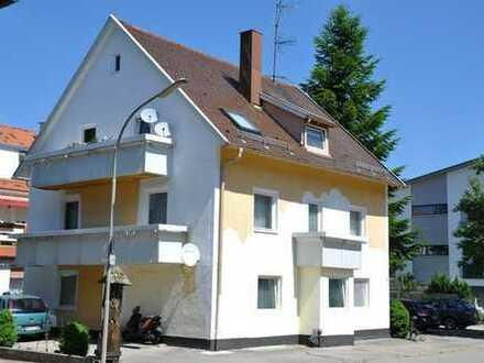 Dreifamilienhaus in Bad Wörishofen - Eigennutzung und Kapitalanlage