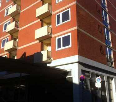 Single-Appartment mit Balkon, renoviert, zentrale Lage nähe Weser