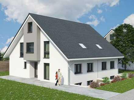 *NEUBAU*Doppelhaushälfte vor den Toren Kölns in bester Süd-West Lage - ca. 168m² Wfl.