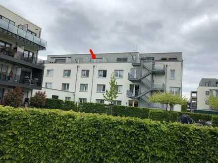 Schicke 3 ZKB-Wohnung mit sonniger Dachterrasse in BI-Babenhausen!