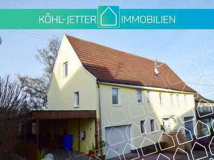 Saniertes Einfamilienhaus mit idealer Aufteilung in zentrumsnaher Lage von Rosenfeld!
