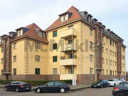 Top sanierte 2-Zi.-Wohnung mit Balkon in guter Lage in Leipzig-Eutritzsch