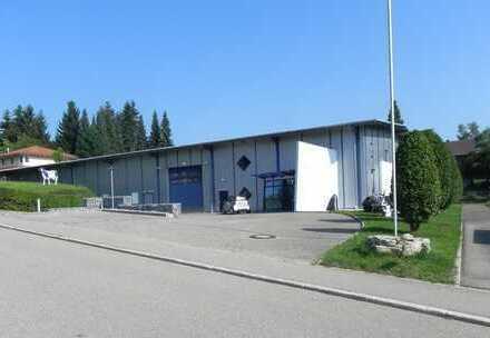 Repräsentative Gewerbehalle mit Büros und Galerie