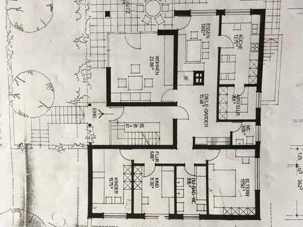 Großzügige 5 Zimmer Wohnung in zentrumsnaher Lage