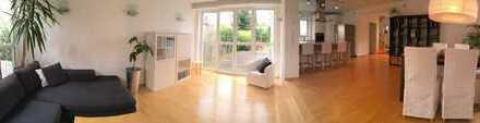 Modernes Einfamilienhaus mit schönem Garten - möbliert und WG geeignet