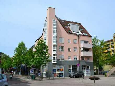 Attraktive Wohnung am Rande der Brötzinger Fußgängerzone!