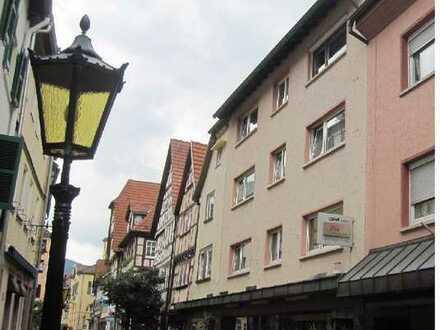 274 qm Geschäftsräume im Zentrum von Eberbach zu vermieten