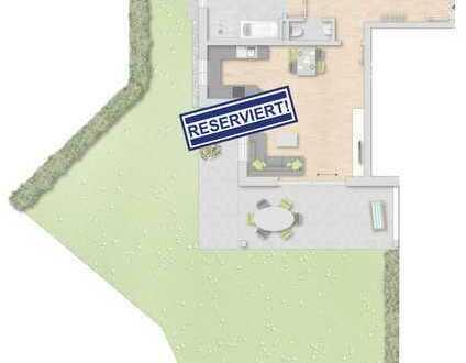 RESERVIERT! Großzügige 4-Zimmer-Erdgeschoss-Wohnung in Karlskron zu verkaufen!