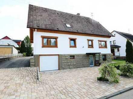 F&D   Einfamilienhaus mit Scheune in ruhiger Randlage