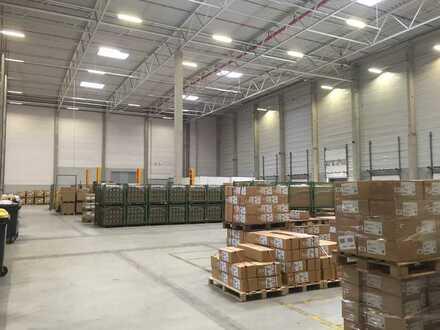 Lager- und Logistikflächen direkt an der A6 - provisionsfrei