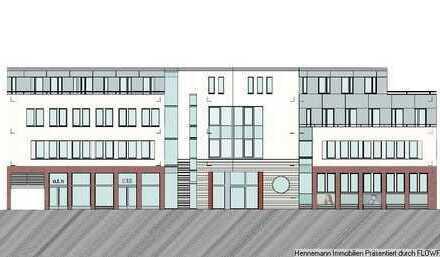 Neubau Ärzte- & Geschäftshaus - individuelle Gewerbeflächen mit 70 m² bis 245m²